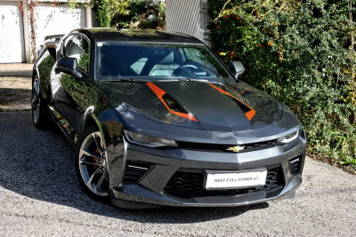 Chevrolet Camaro Fifty 2017 Generation 6