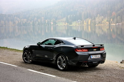 Camaro Fifty in der Europa Version