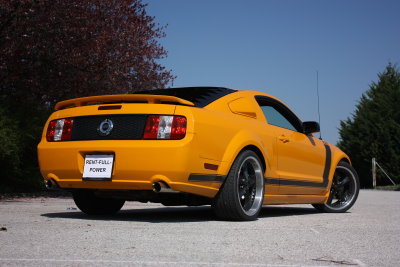 Ford Mustang GT BOSS