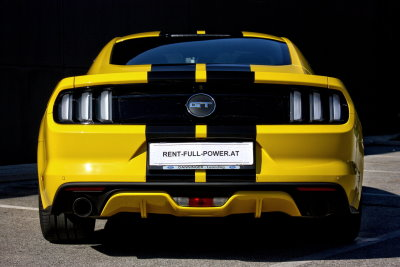 US Car Ford Mustang fahren
