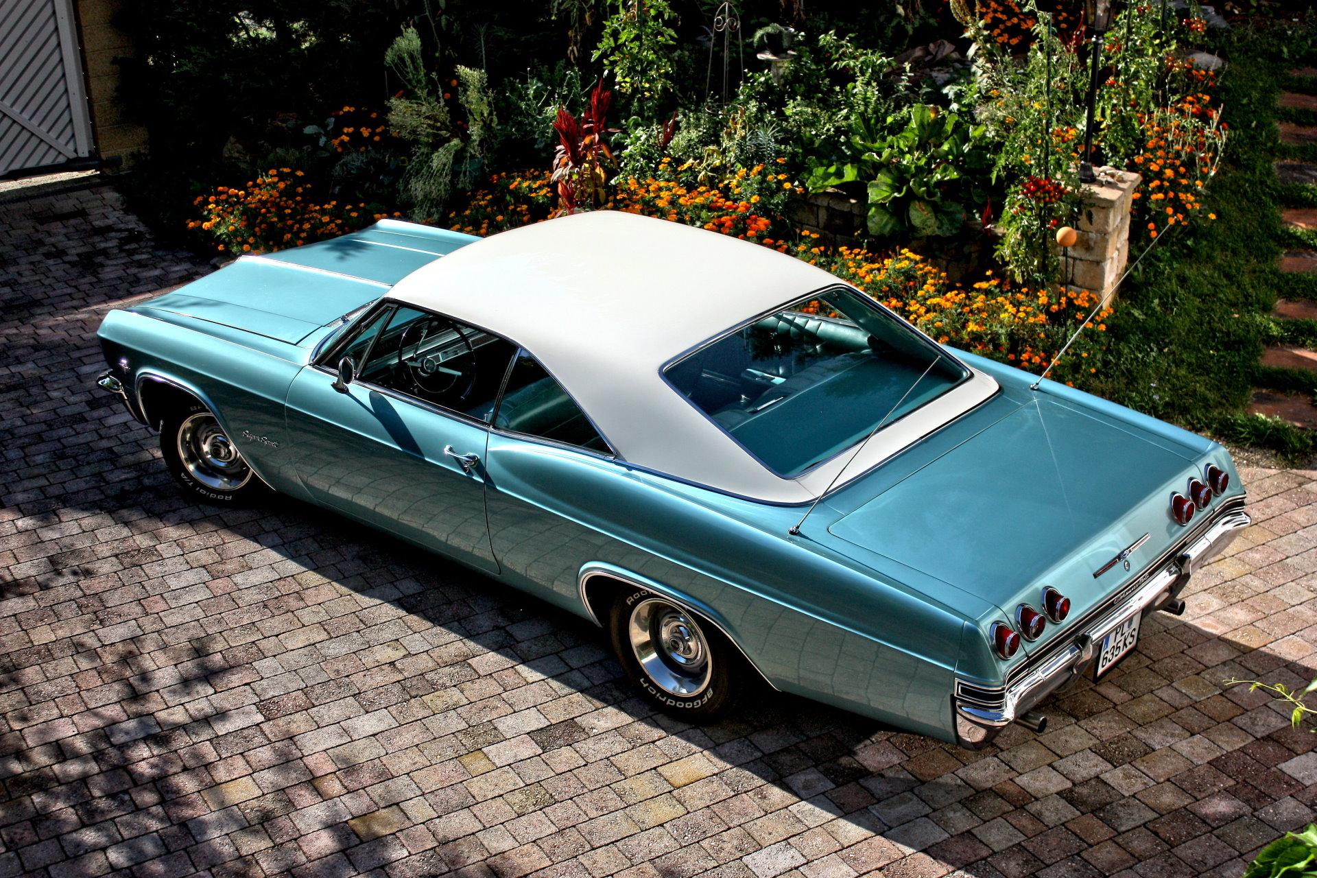 Classics Chevrolet Impala Bj 65 Diesen Legend 228 Ren Us