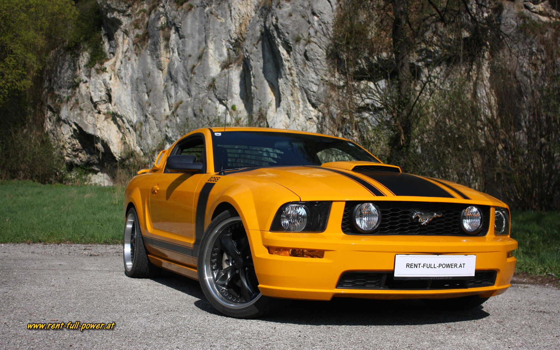 Ford Mustang GT US cars