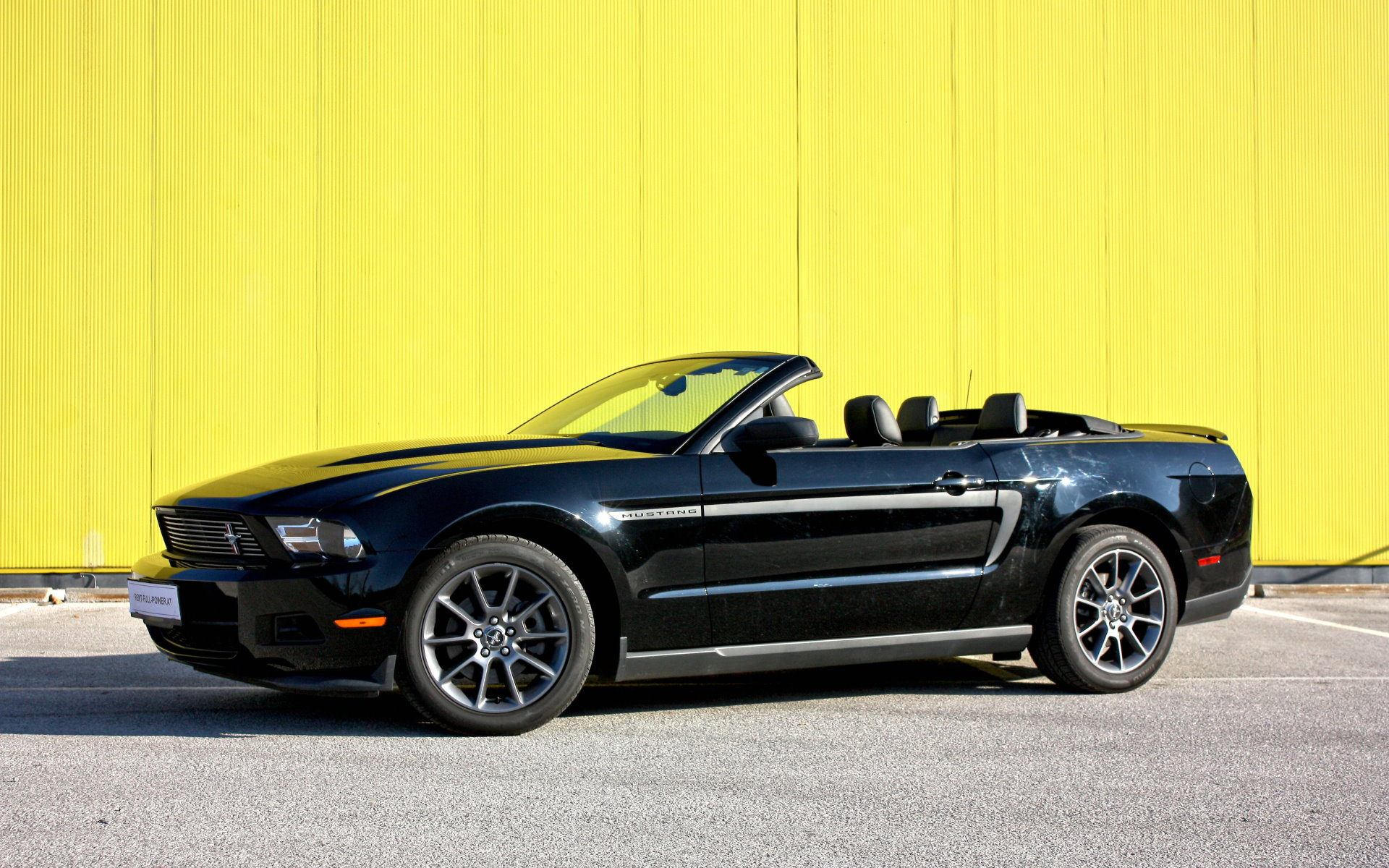 windschott ford mustang cabrio. Black Bedroom Furniture Sets. Home Design Ideas