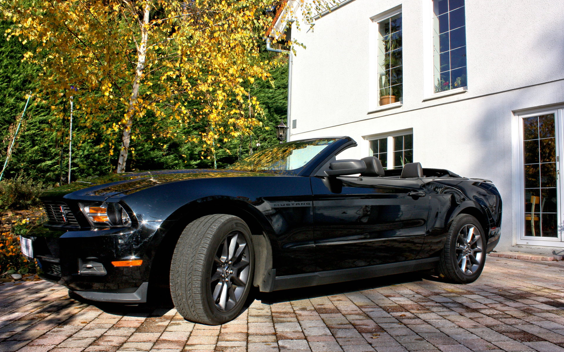 usa ford mustang cabrio mieten. Black Bedroom Furniture Sets. Home Design Ideas