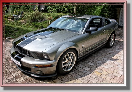 Ford Mustang Shelby GT500 mieten